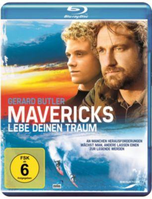 Mavericks - Lebe deinen Traum, Kario Salem, Jim Meenaghan, Brandon Hooper