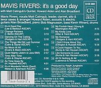 Mavis Rivers It'S A Good Da - Produktdetailbild 1