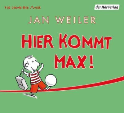 Max: Hier kommt Max!, Jan Weiler