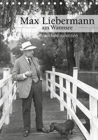 Max Liebermann am Wannsee (Tischkalender 2019 DIN A5 hoch), ullstein bild Axel Springer Syndication GmbH