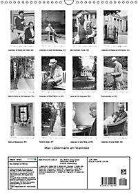 Max Liebermann am Wannsee (Wandkalender 2019 DIN A3 hoch) - Produktdetailbild 13