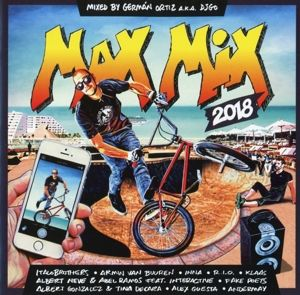 Max Mix 2018, Diverse Interpreten