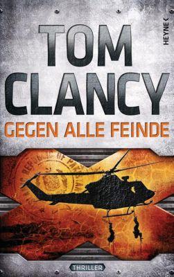 MAX MOORE: Gegen alle Feinde, Tom Clancy