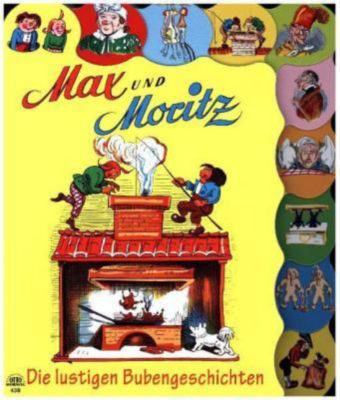 Max und Moritz, Wilhelm Busch