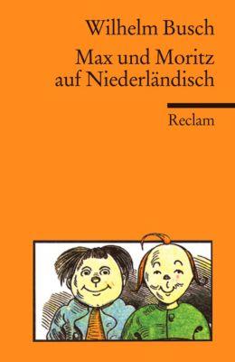 Max und Moritz auf Niederländisch - Wilhelm Busch |