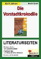 Max von der Grün 'Die Vorstadtkrokodile', Literaturseiten, Moritz Quast