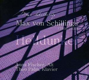 Max Von Schillings Helldunkel, Anna Fischer, Theo Palm
