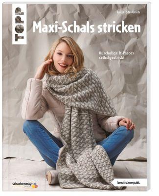 Maxi-Schals stricken - Tanja Steinbach |