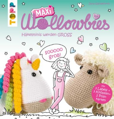 MAXI Wollowbies, Jana Ganseforth