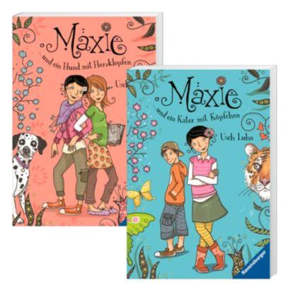 Maxie 2er Package - Hund mit Herzklopfen / Kater mit Köpfchen