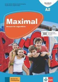 Maximal A2 - Kursbuch mit Audio-CD, Claudia Brass, Dagmar Glück, Elzbieta Krulak-Kempisty