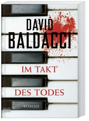 Maxwell & King Band 3: Im Takt des Todes, David Baldacci