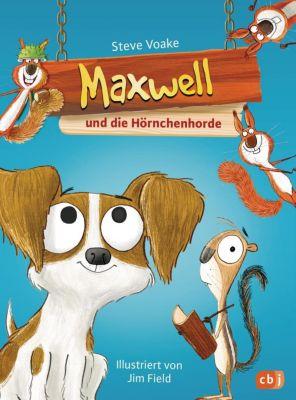 Maxwell und die Hörnchenhorde