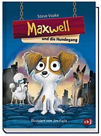Maxwell und die Hundegang - Produktdetailbild 1