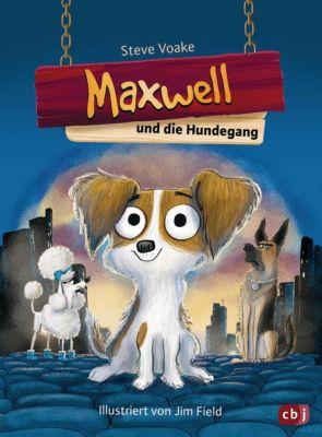 Maxwell und die Hundegang, Steve Voake