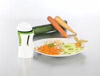 maxxcuisine Julienne- und Spiralschneider für Gemüse und Obst - Produktdetailbild 4