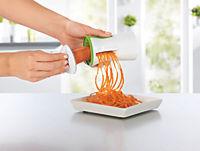 maxxcuisine Julienne- und Spiralschneider für Gemüse und Obst - Produktdetailbild 3