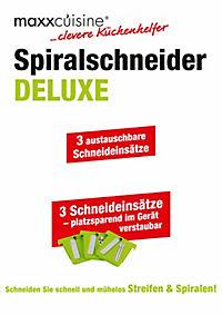 Maxxcuisine Spiralschneider Deluxe - Produktdetailbild 6