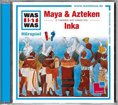 Maya & Azteken / Inka, 1 Audio-CD, Manfred Baur