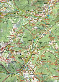 Mayr Karte Salzburger Saalachtal - Produktdetailbild 1