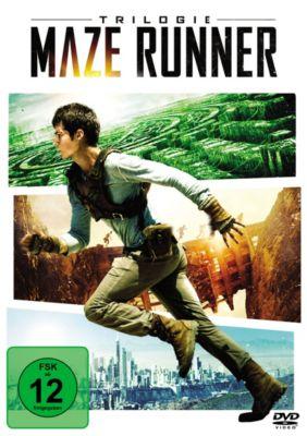 Maze Runner 1-3 Trilogie