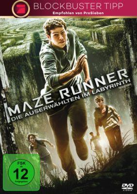 Maze Runner, James Dashner