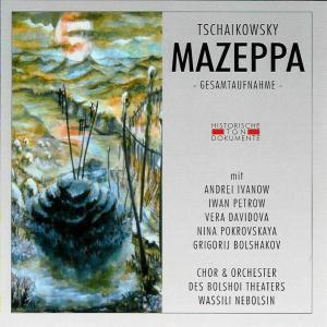 Mazeppa, Chor & Orch.D.Bolshoi Theaters