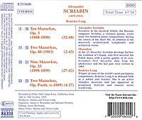 Mazurken - Produktdetailbild 1