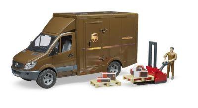 MB Sprinter UPS