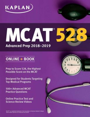 MCAT 528 Advanced Prep 2018-2019, Kaplan Test Prep