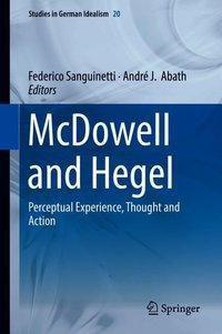 McDowell and Hegel