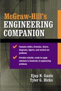 McGraw-Hill's Engineering Companion, Tyler G. Hicks, Ejup N. Ganic