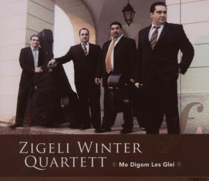 Me Digom Les Glei, Zigeli Quartett Winter