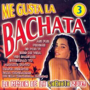 Me Gusta La Bachata 3, Diverse Interpreten