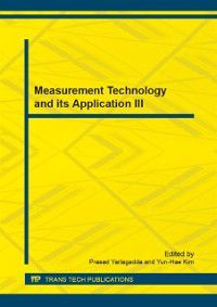 Measurement Technology and its Application III