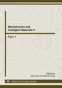 Mechatronics and Intelligent Materials II