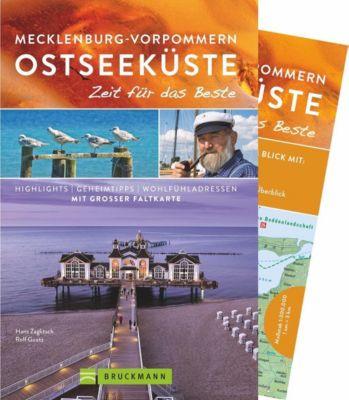 Mecklenburg-Vorpommern Ostseeküste - Zeit für das Beste, Hans Zaglitsch, Rolf Goetz
