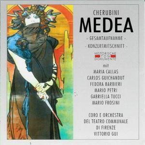 Medea, Coro E Orch.Del Teatro Com.Di