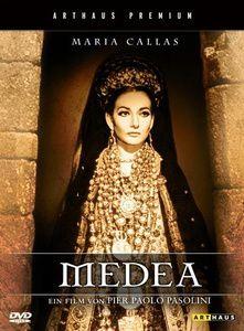 Medea, Pier Paolo Pasolini, Euripides