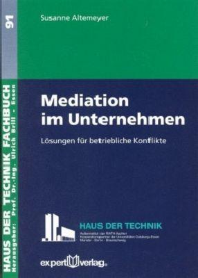 Mediation im Unternehmen, Susanne Altemeyer