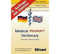 Medizinische sprachtafeln pocketcard set kartenf cher buch for Dictionary englisch deutsch