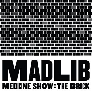 Medicine Show-The Brick (13 Cd-Box), Madlib
