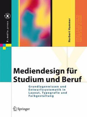Mediendesign für Studium und Beruf, Norbert Hammer