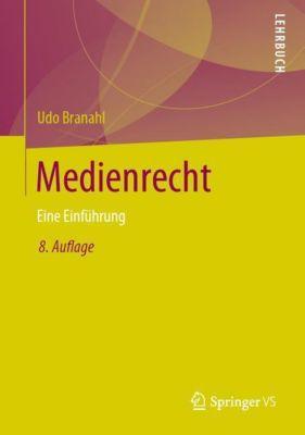 Medienrecht - Udo Branahl |