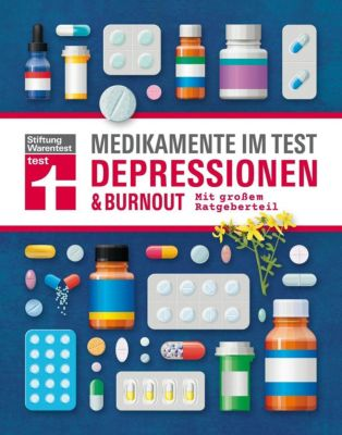 Medikamente im Test - Depressionen & Burnout, Rose Riecke-Niklewski, Günter Niklewski