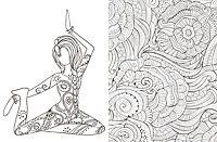 Meditation - Ausmalen für mehr Entspannung - Produktdetailbild 4