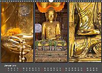 MEDITATION Zeit für mich (Wandkalender 2019 DIN A3 quer) - Produktdetailbild 1