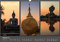 MEDITATION Zeit für mich (Wandkalender 2019 DIN A3 quer) - Produktdetailbild 8