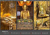 MEDITATION Zeit für mich (Wandkalender 2019 DIN A4 quer) - Produktdetailbild 1