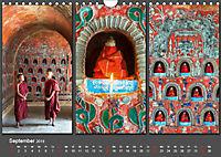 MEDITATION Zeit für mich (Wandkalender 2019 DIN A4 quer) - Produktdetailbild 9